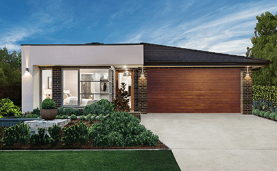 Livingstone 22 Winton Facade Homeworld Leppington Display